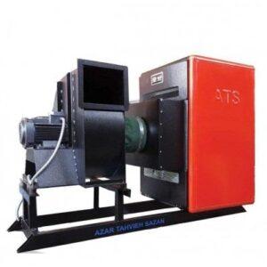 هیتر گازی کانالی صنعتی آذر تهویه مدل SD-A650