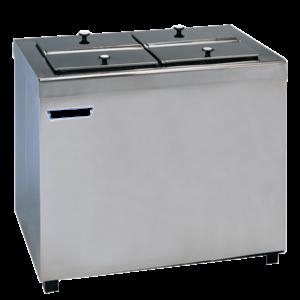 فریزر صندوقی 600 لیتری 4 درب زاگرس