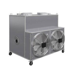 کوره هوای گرم گازی مدل GF 2060